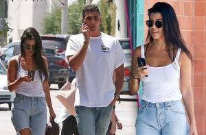 Kourtney Kardashian ju prezanton të dashurin e ri