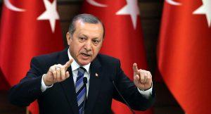 Erdogan  Terrorizmi një problem global
