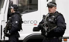 Britani  në kërkim të terroristëve