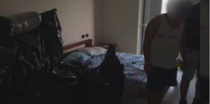 Aksion antidrogë në Himarë  sekuestrohen 422 kg kanabis në një dhomë hoteli