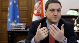 Ministri serb Ruzhiç  Zgjidhje e problemeve me Kosovën pa njohjen e saj