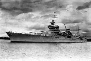 Zbulohet  USS Indianapolis