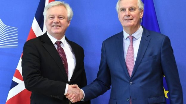 Britani BE marrëveshje për periudhën e tranzicionit