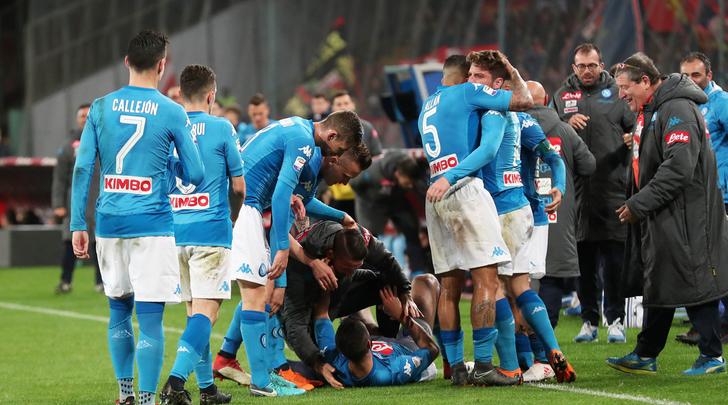 Serie A  Napoli fitore me vuajtje