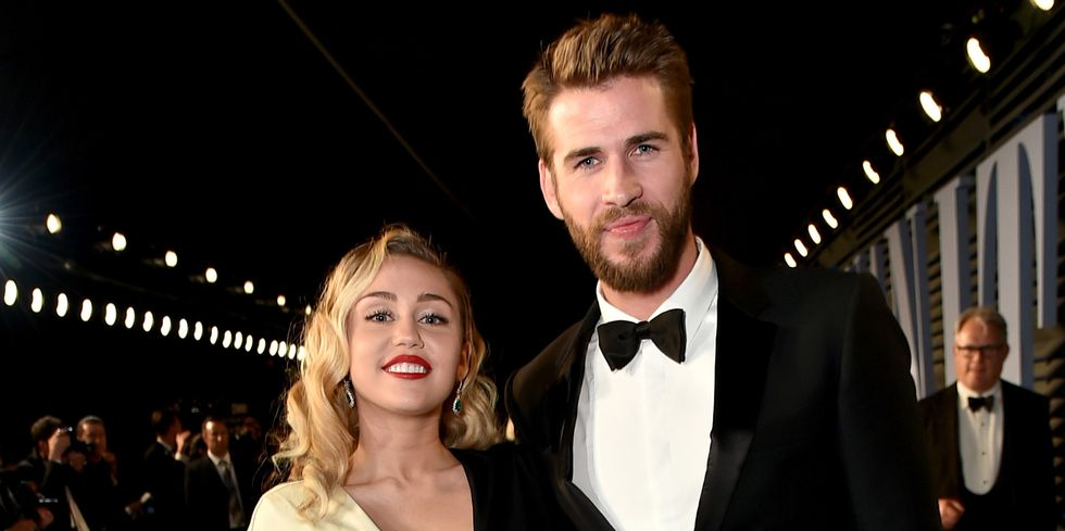Festa e çmendur e Miley Cyrus dhe Liam Hemsworth