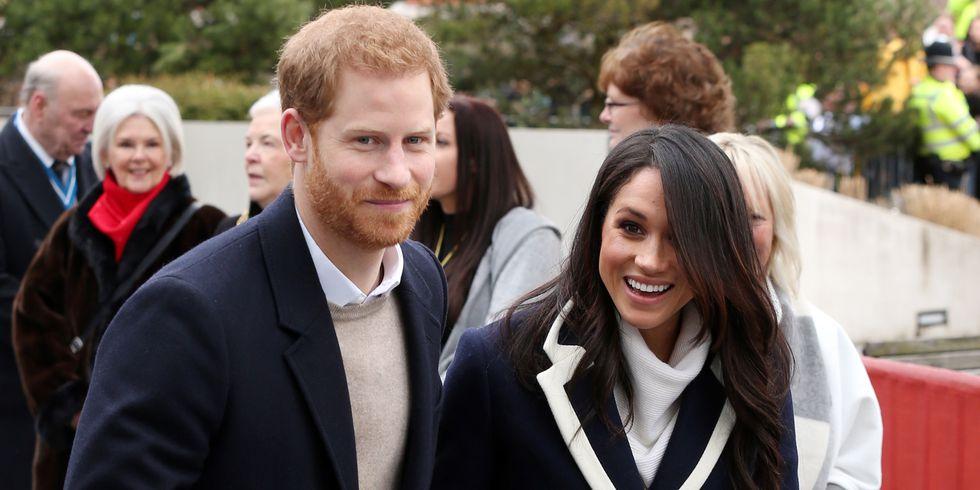 Nuk do të ketë marrëveshje para  martesore për princin Harry dhe Meghan Markle