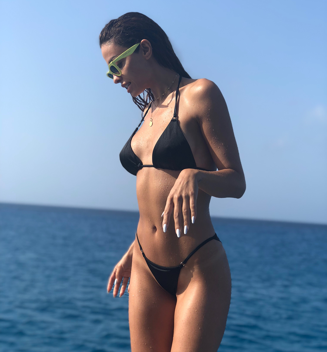 Bikini Eleni Foureira naked (78 photo), Topless, Paparazzi, Instagram, see through 2006