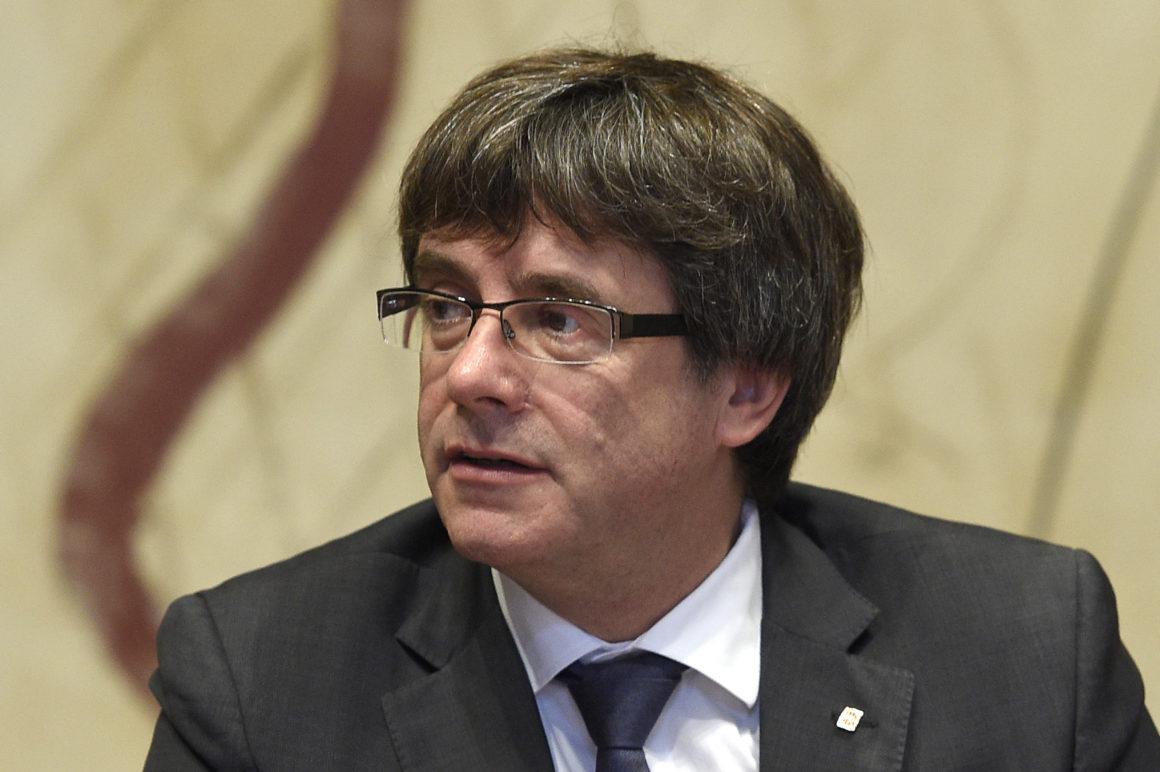 Puigdemont nuk ekstradohet  Spanja tërheq urdhër arrestin