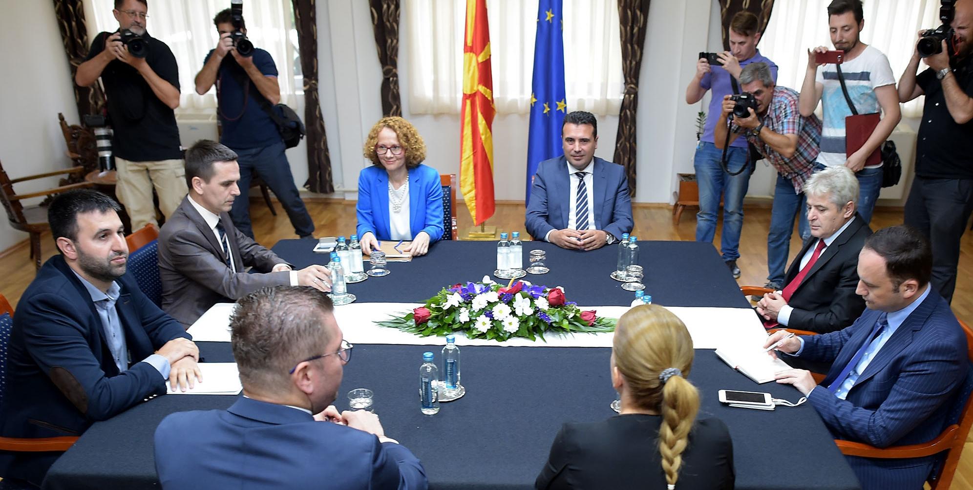 Përfundon pa marrëveshje takimi i liderëve rreth referendumit
