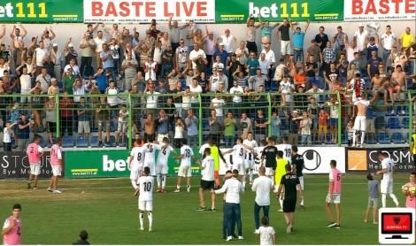 Laçi mposht Anorthosis  kualifikohet në Europa League