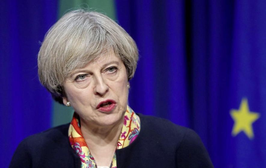 May kërkon nga krerët e BE mbështetje për BREXIT