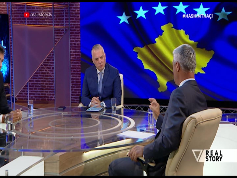 Presidenti Thaçi  Nëse marrëveshja nuk arrihet  nuk ka njohje nga Serbia