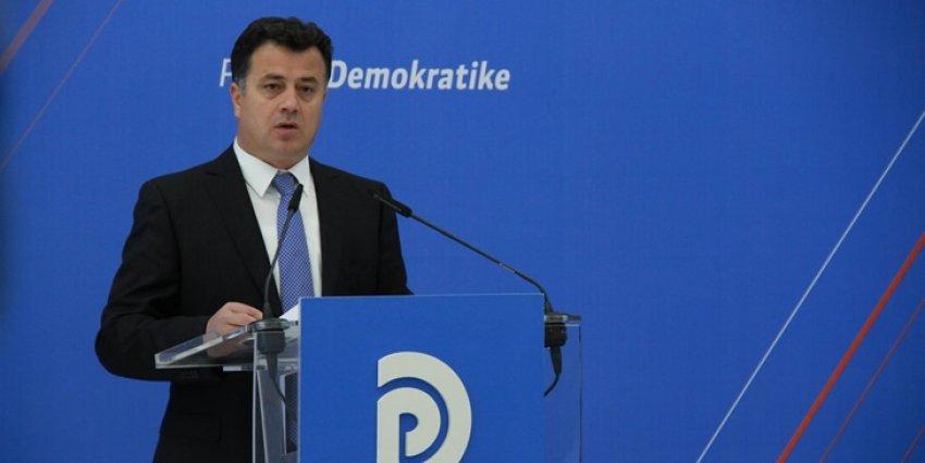 Flamur Noka akuza të forta Bashës: Po përçan demokratët