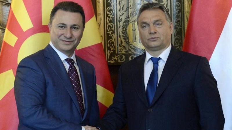 Hungaria pranon kërkesën e azilit të Gruevskit