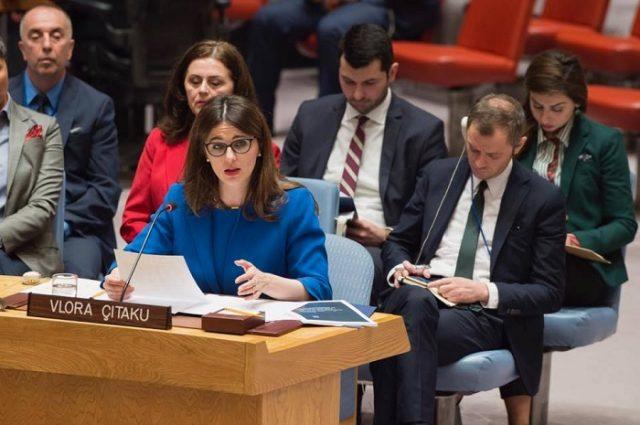 Çitaku në OKB  Për ushtrinë s ka dialog me Serbinë