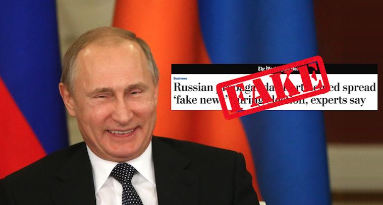Fund  lajmeve të rreme   Putin firmos ligjin për kufizimin e internetit