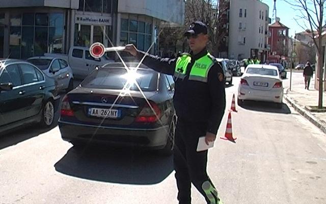 Policia e Korçës shton kontrollet në akset kryesore  335 masa administrative në dy ditë