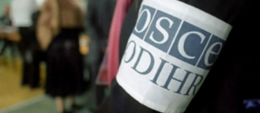 Misioni faktmbledhës i OSBE ODIHR  takime me mazhorancën dhe opozitën