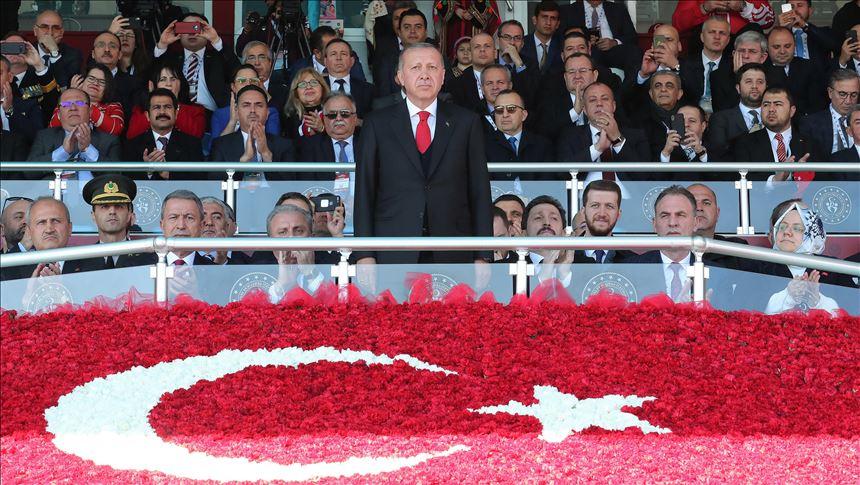 Erdogan  Sulmi në Zelandë  i organizuar