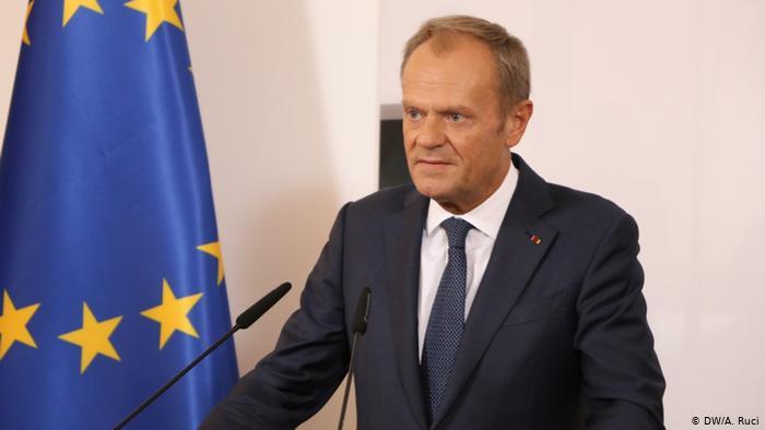 Tusk  Nuk ka Europë të sigurtë pa integrimin e Ballkanit