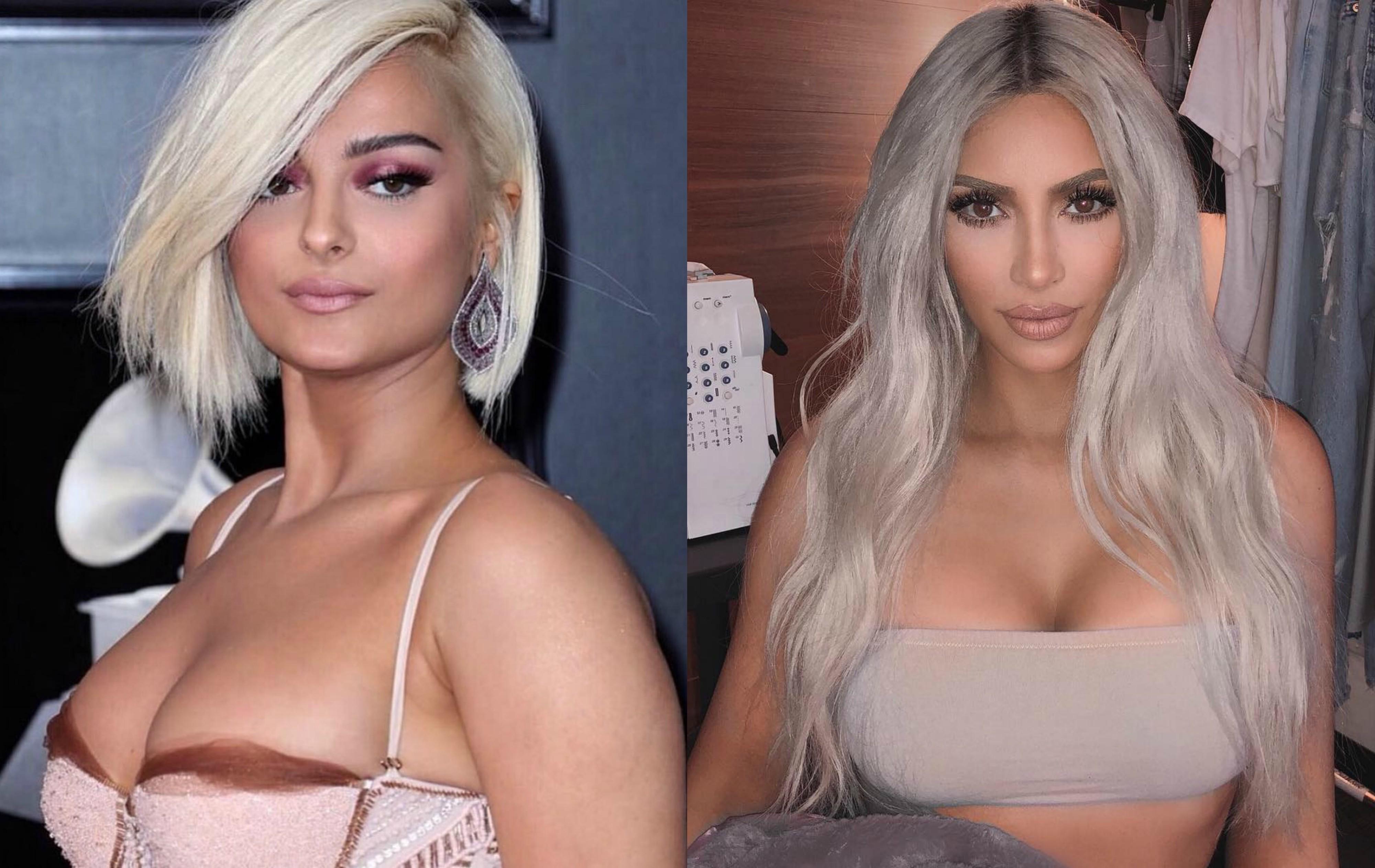 Bebe Rexha merr dhurata nga Kim Kardashian