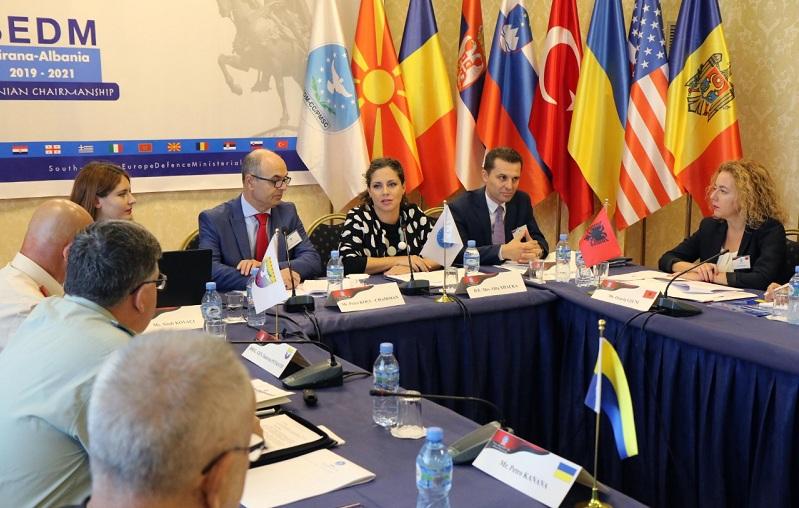 Shqipëria merr drejtimin e SEDM  Xhaçka  Dyer të hapura për një rajon më të sigurtë