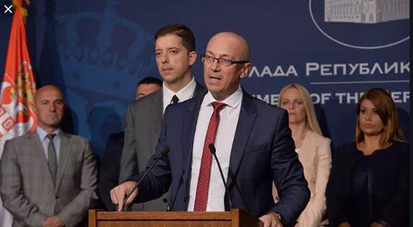 Anulimi i votave nga Serbia  reagon Lista Serbe