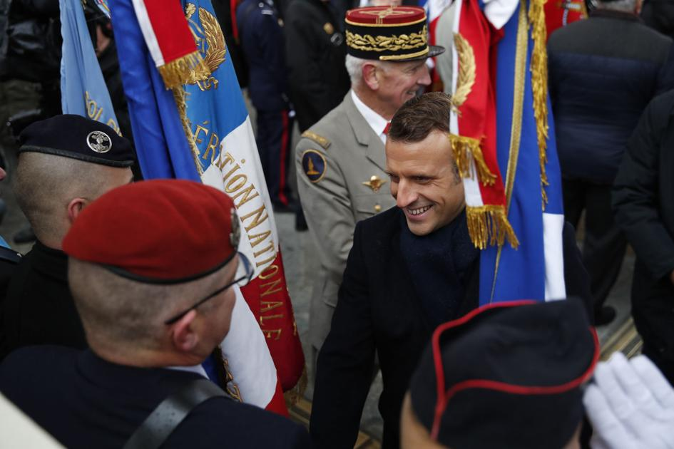 Fundi i Luftës së Parë Boterore  Franca përkujtojn 101 vjetorin