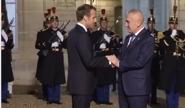 Meta takon Macron  Bashkëpunimi me Francën  i rëndësishëm për të ardhmen europiane