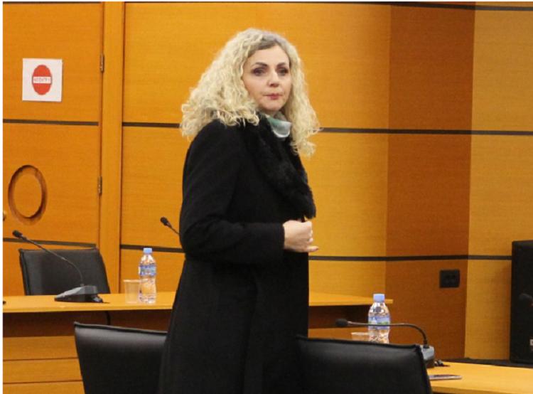 Kryeprokuroja e Durrësit, Anita Jella