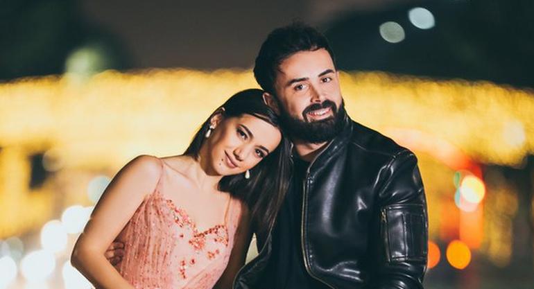 FOTO/ Alfio dhe Fatma bëhen prindër për herë të parë - Vizion Plus
