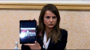 Rudina Hajdari tregon premtimin e Bashës tre vjet më parë