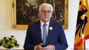Srebrenica  Presidenti gjerman  Të konceptojmë një të ardhme të çliruar prej dhunës