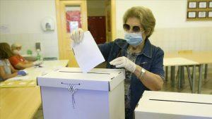 Kroatët votojnë për Parlamentin/ Votimet, me maska dhe duke respektuar  higjienën