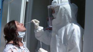 Shërohen 125 pacientë të tjerë me COVID sot në Maqedoninë e Veriut, shtohen viktimat