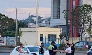 Këngëtarja e njohur shqiptare pëson aksident, fatmirësisht pa lëndime