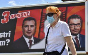 Ashpërsohet fushata në Maqedoninë e Veriut/ Akuza dhe fyerje mes politikanëve