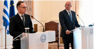 Konflikti me Turqinë/ Ministri i jashtëm gjerman mbështet Greqinë