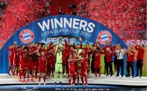 Bayern nuk njeh rivalë, fiton edhe Superkupën e Europës