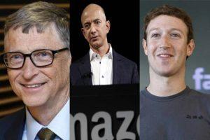 Pandemia pasuroi miliarderët/ Bill Gates, Bezos dhe Zuckenberg shtuan fitimet me 27%
