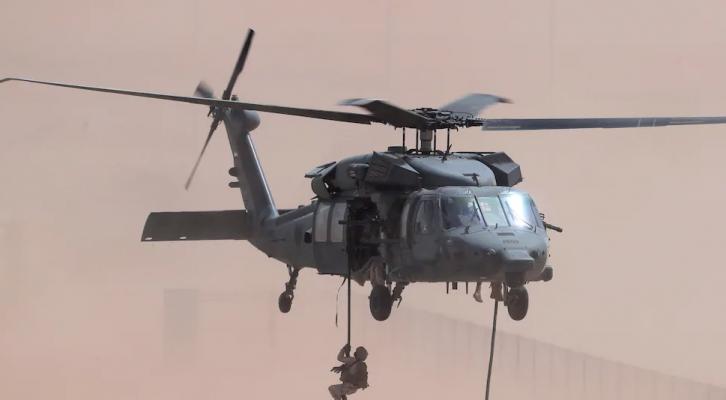 Rrëzohet helikopteri, humbin jetën 8 ushtarakë