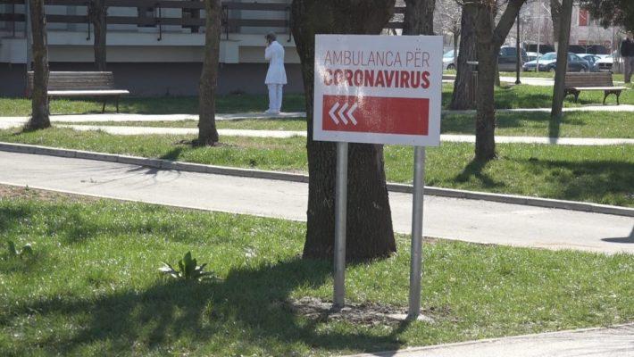Rekord të infektuarish me COVID-19 sot në Kosovë
