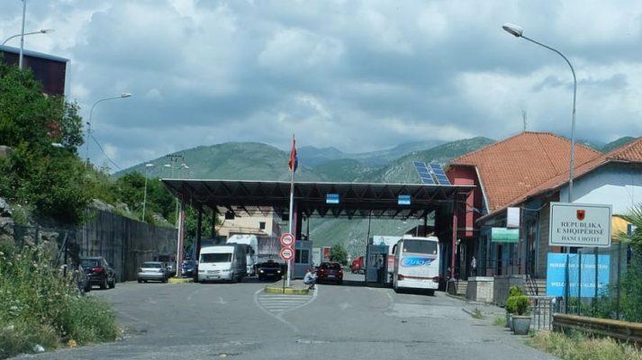 Mali i Zi mbyll kufirin me Shqipërinë në fundjavë
