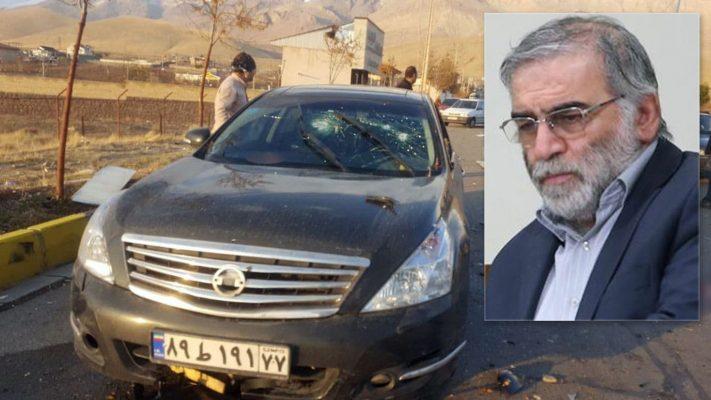 """Vritet """"babai"""" i bombës iraniane/ Kryeshkencëtari u qëllua pranë Teheranit"""
