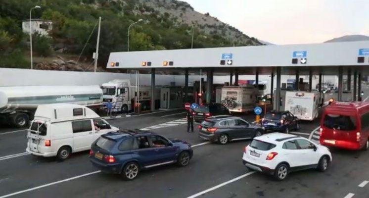Mbyllet Hani i Hotit dhe Muriqani/ Policia njoftim të rëndësishëm për qytetarët shqiptarë