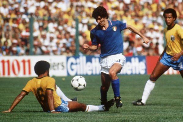 """Vdes ai që bëri Brazilin të """"qajë""""/ Paolo Rossi simboli i Italisë në 1982"""