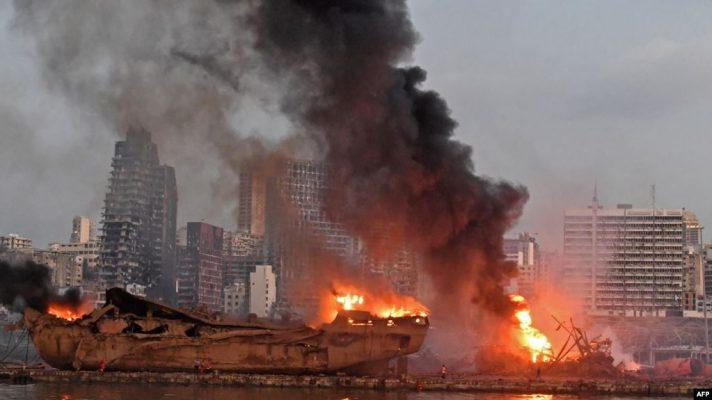 Shpërthimi në Bejrut, kryeministri i përkohshëm akuzohet për neglizhencë