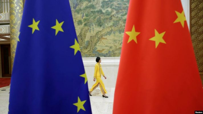 Rriten shqetësimet për një marrëveshje investimesh mes Kinës dhe Bashkimit Evropian