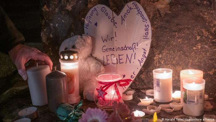 Sulmi me pesë viktima në Gjermani/ Autori, i dyshuar për probleme mendore