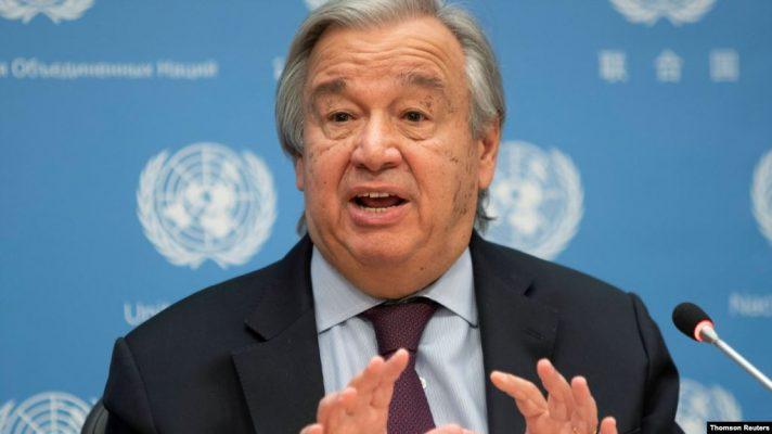 OKB-ja kërkon 35 miliardë dollarë fonde asistence për vitin 2021